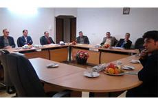 حضور نماینده وزارت امورخارجه در دانشگاه در زمینه همکاریهای اتحادیه آفریقا