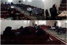 اولین همایش دستاوردهای بینالملل مؤسسه آموزش عالی دانشپژوهان پیشرو